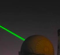 С помощью лазера китайцы доказали, что американцы высаживались на Луне