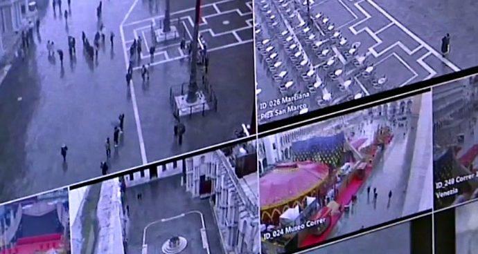 Лазерные датчики помогут регулировать потоки людей в Венеции
