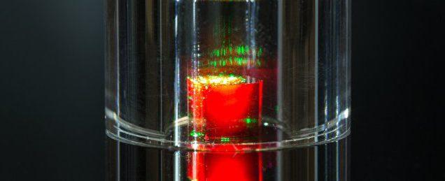 Физики создали мазер, работающий при комнатной температуре