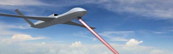 В Пентагоне рассказали, когда испытают боевой лазер на большой высоте
