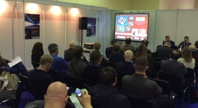 Семинар «Тенденции и перспективы развития лазерных технологий обработки материалов» компании Лазерный Центр состоялся на выставке Фотоника-2018.