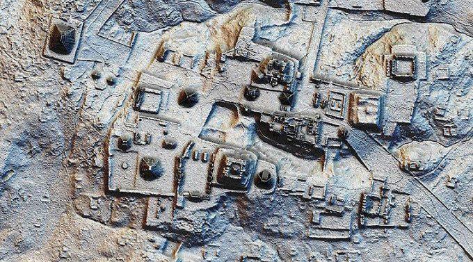 Лазер «откопал» великую индейскую цивилизацию
