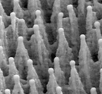Лазер создал поверхность, поглощающую 98,7% света