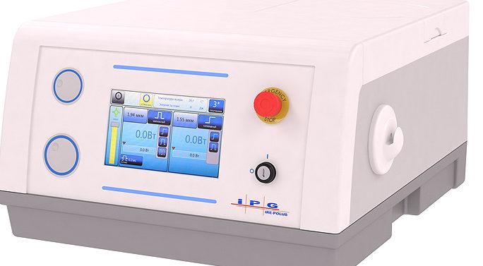 Первый российский лазер для большой медицины презентовали европейским урологам