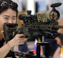 Военный эксперт: «лазерный АК-47» – оружие явно не из блокбастера
