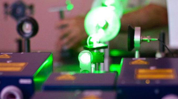 Томский лазер в топе важнейших разработок Томского госуниверситета XX века