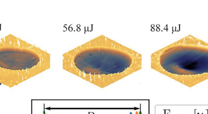 Лазерная абляция, теллуритовое стекло и допант Er2O3