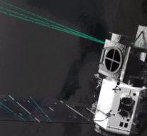 Лазер спутника ICESat-2 впервые включен для измерения уровня льда в Антарктике