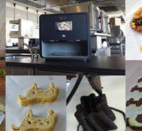 3D-принтер для еды печатает все — от спагетти до пиццы