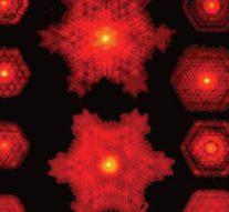 Ученые впервые получили лазерный свет, имеющий форму фракталов