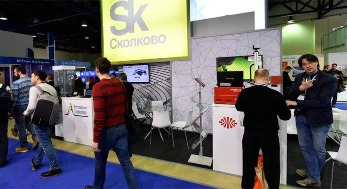 Лазеры и оптику на выставке Фотоника представили участники и резиденты Сколково
