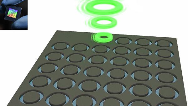 Российские ученые научились быстро и дешево «печатать» нанолазеры