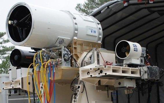Sea Wars: флот США получит эсминец c очень мощным лазером