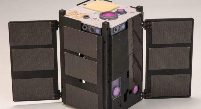 Два кубсата впервые пообщались при помощи лазерного луча