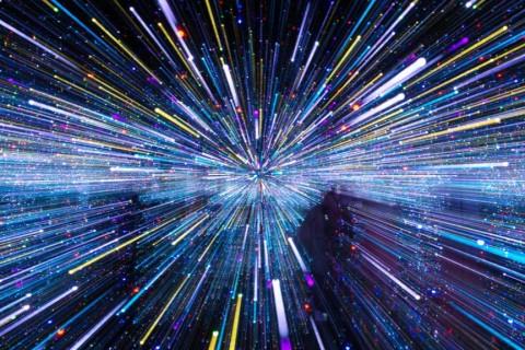 Ученые сняли на видео скорость света