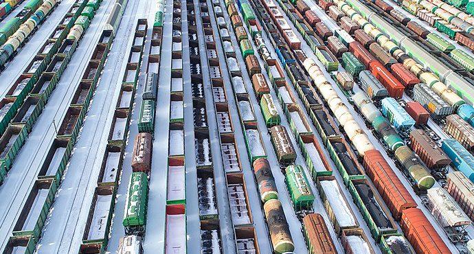 Система из четырех видеокамер и лазерного дальномера решает вопрос идентификации грузовых вагонов РЖД