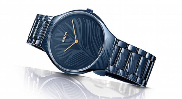 Часовая мануфактура Rado украсила часы русскими мативами