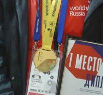Лазерные технологии в финале национального чемпионата Worldskills Russia