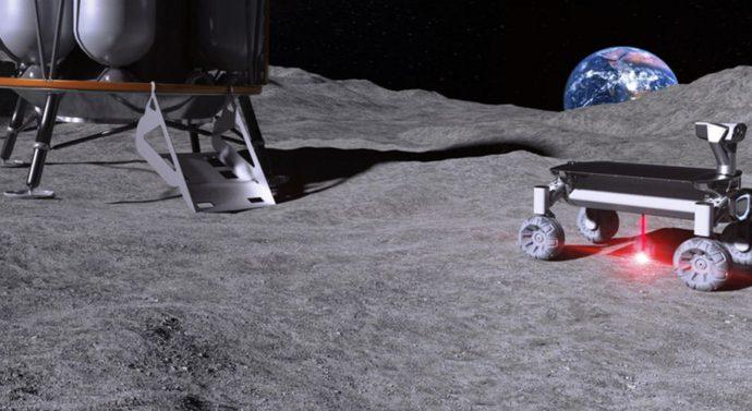 Системой лазерной 3D-печати Moonrise оснастят беспилотный европейский луноход