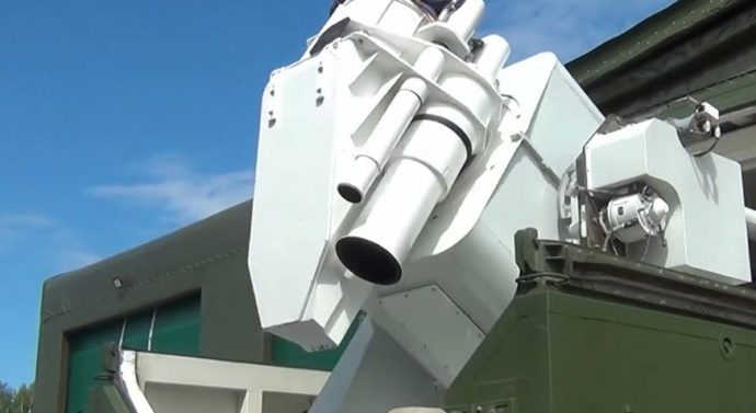 Путин сделал ставку на лазерное оружие