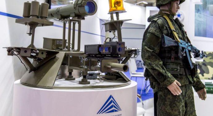 Морпехи Каспийской флотилии впервые применят на учениях лазеры