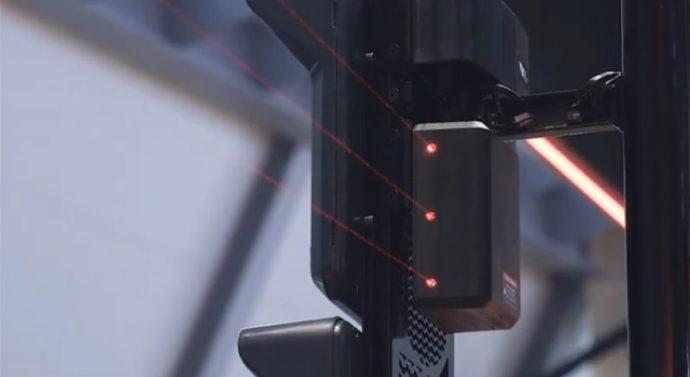Ростех сделал светофор с лазерной стеной