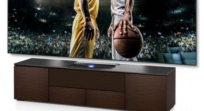 На IFA 2019 Hisense представит лазерный телевизор со звуковым экраном