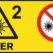 Лазерная безопасность наглядно, или почему не стоит смотреть в лазерный луч