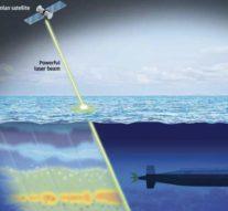 Китайцы применят лазер против субмарин