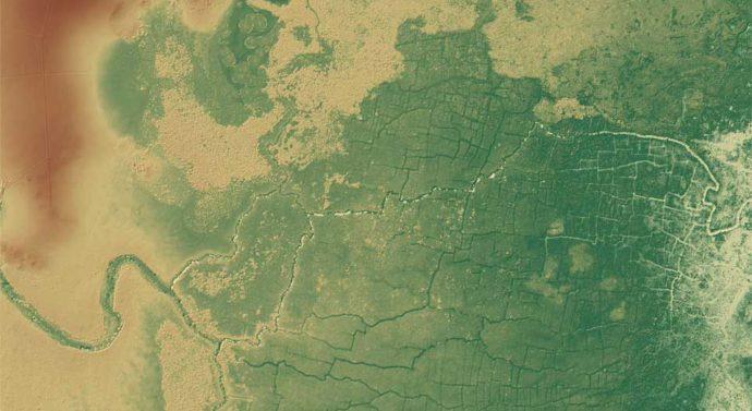 Лидары показали как цивилизация майя способствовала ухудшению климата