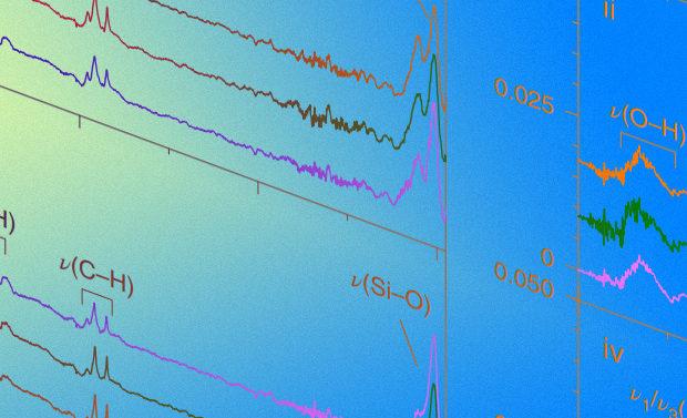 Электроны и лазер увлажнили кусочек астероида в лаборатории