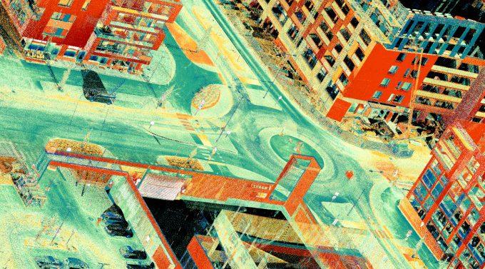 Технологии будущего: лазерное сканирование в топографическом картографировании