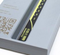 Компания colorFabb предлагает филамент Laser Marking PLA