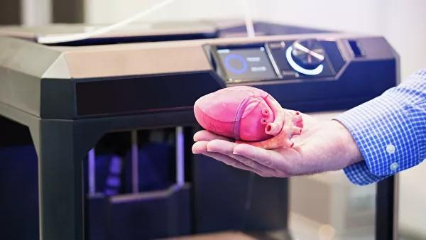 Лазерный 3D-биопринтинг: напечатанные органы будут доступны в ближайшие 5 — 10 лет, считает ученый