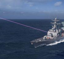 Европа заключила контракт для оценки перспектив энергетического, в частности лазерного оружия морского назначения
