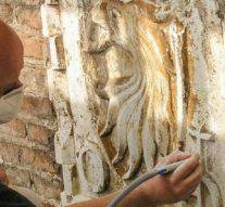 Лазерная реставрация: ученые ЛЭТИ представили уникальные технологии сохранения памятников