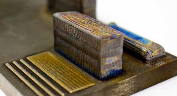 Добавление меди в 3D-печатные детали из титанового сплава увеличило их твердость в несколько раз