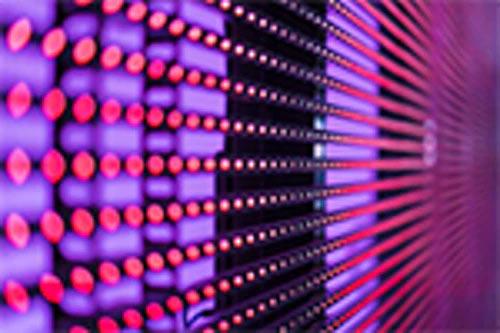 Лазерная обработка микро-светодиодов