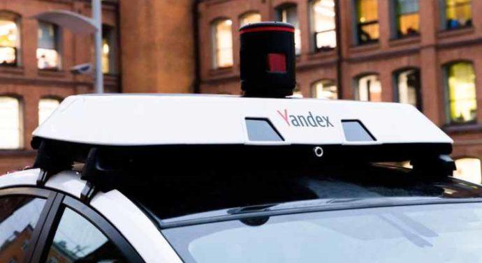 Яндекс создал собственные лазерные лидары для беспилотных автомобилей