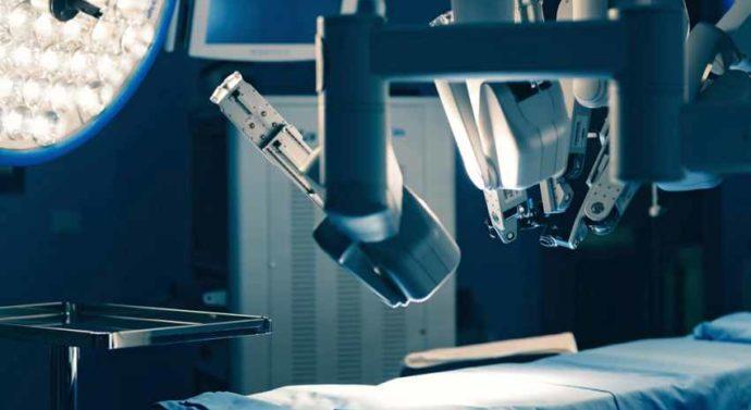 Хирургический лазер из Красногорска
