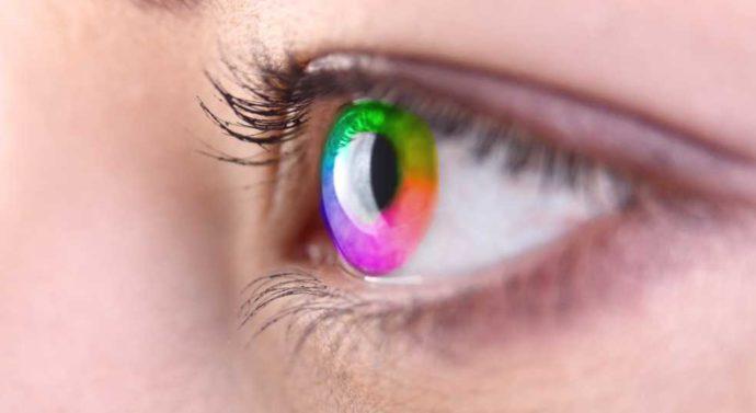 Как изменить цвет глаз лазером