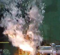 Устройство подводной лазерной резки от НИИ Спасания и подводных технологий ВМФ