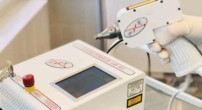 Тобольские хирурги получили новый лазер для удаления новообразований