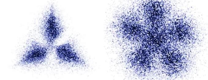 Создан новый тип кристаллов на основе отталкивания лазером