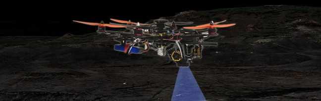 Учёные придумали дрон для поиска окаменелостей в промышленных масштабах