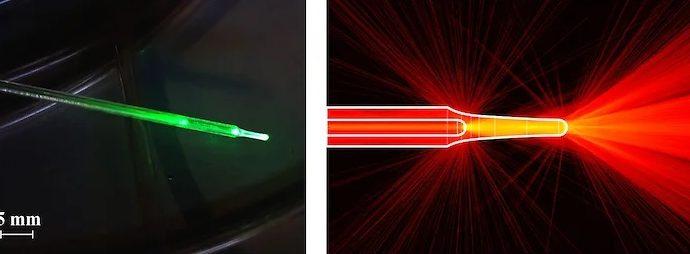 Сапфировые иглы для лазерной терапии