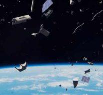 Новый лазерный дальномер позволяет отслеживать космический мусор даже днем
