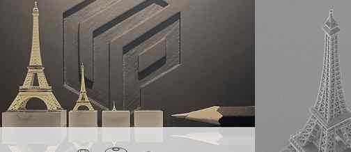 UpNano представляет технологию двухфотонной полимеризации для 3D-печати деталей сантиметрового размера за считанные минуты