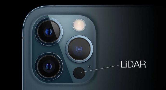 Лазерный дальномер в смартфоне – разбираемся для чего