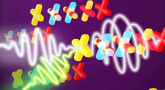 Информацию с помощью света передали триллион раз в секунду